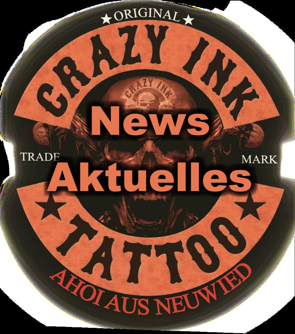 Klicken für Crazy Ink News